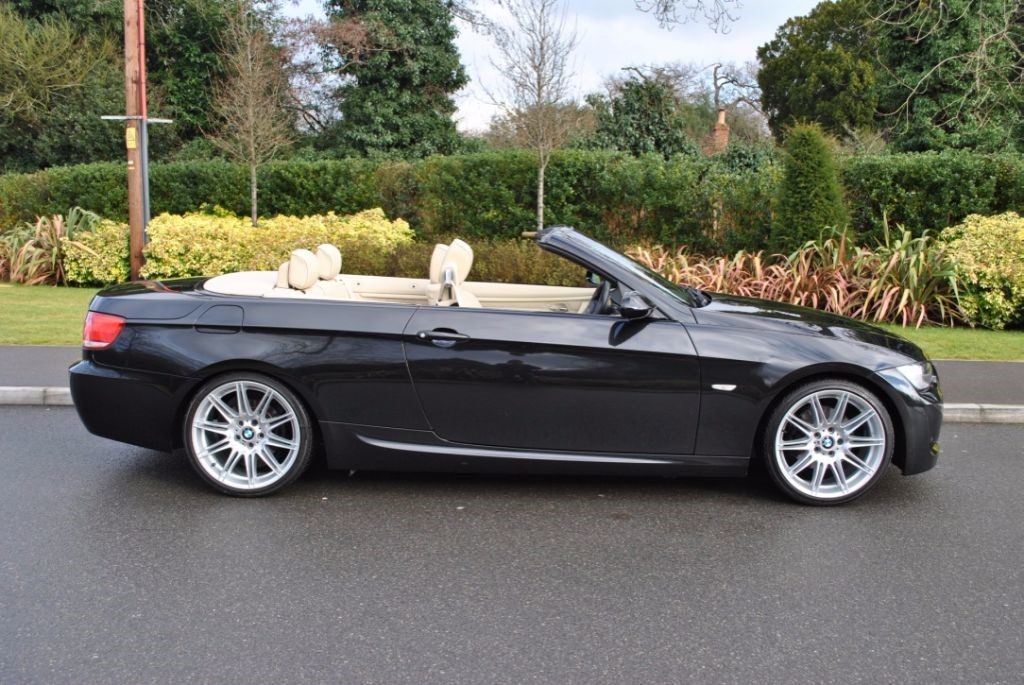 Used Black Sapphire Bmw 320i For Sale Hampshire