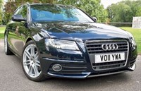 Used Audi A4 Avant Tdi S-Line Special Edition [143] (HDD SAT NAV+ !!)