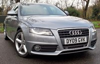 Used Audi A4 Avant Tdi S-Line [143] (SAT NAV+ !! SUPERB CAR !!)