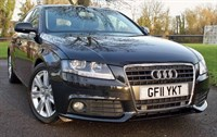 Used Audi A4 Avant Tdi SE Technik [170] ((SAT NAV+ !! LEATHER !!)