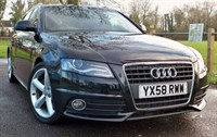 Used Audi A4 Avant Tdi S-Line [143] (SUPERB EXAMPLE !!)