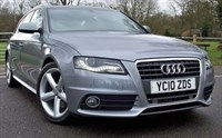 Used Audi A4 Avant Tdi S-Line Executive [143] (SAT NAV+ !!)