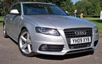 Used Audi A4 Avant T FSi S-Line Executive [211] (HUGE SPEC !! SAT NAV+ !!)