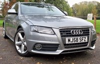 Used Audi A4 Avant T FSi Quattro S-Line Executive [211] (RARE CAR !!)