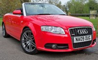 Used Audi A4 Tdi S-Line Final Edition [140] (HUGE SPEC !! SAT NAV+ !!)