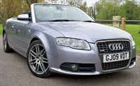Used Audi A4 Tdi S-Line Final Edition [140] (SAT NAV+ !!)