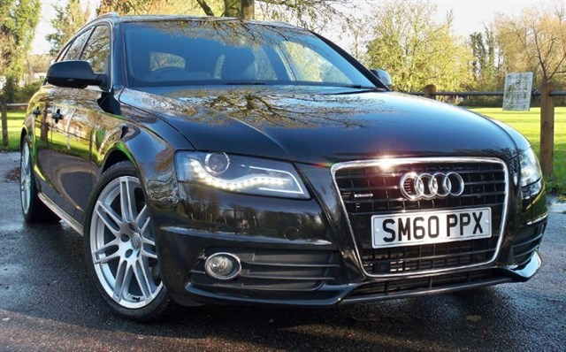 used Audi A4 Avant Tdi Quattro S-Line Special Edition [240] (RARE CAR !! HUGE SPEC !!)  in chertsey-surrey