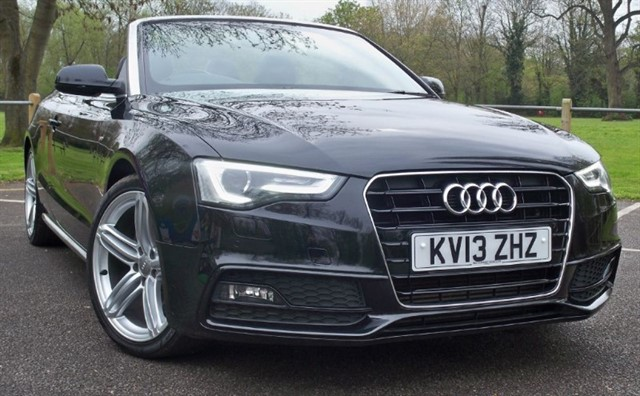 used Audi A5 Tdi S Line Special Edition [177] (HUGE, HUGE SPEC !!) in chertsey-surrey