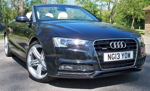 used Audi A5 T FSi Quattro S-Line Special Edition [225] (VERY RARE CAR !!) in chertsey-surrey
