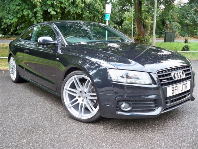 used Audi A5 T FSi Quattro S-Line Special Edition [211] (HUGE SPEC !!) in chertsey-surrey