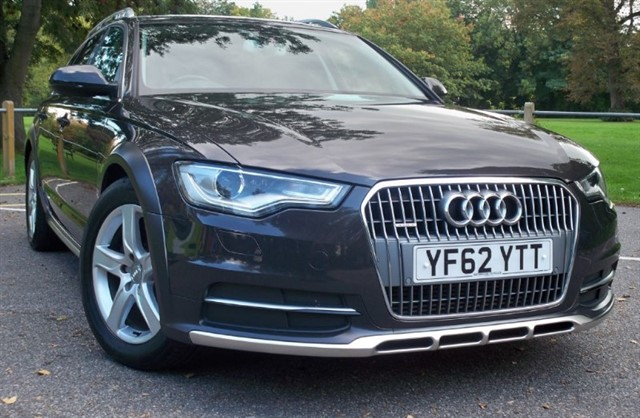 used Audi A6 allroad Tdi Quattro [245] (BIG SPEC !! GREAT CAR !!) in chertsey-surrey