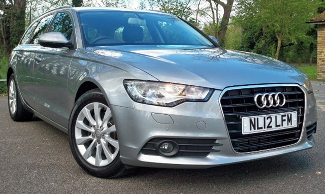 used Audi A6 Avant Tdi SE New Shape [177] (GREAT SPEC !!) in chertsey-surrey
