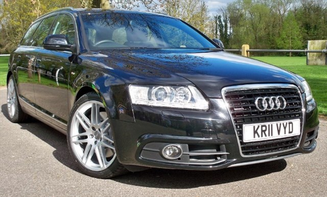 used Audi A6 Avant Tdi Quattro S-Line Special Edition [240] (BIG SPEC !!) in chertsey-surrey
