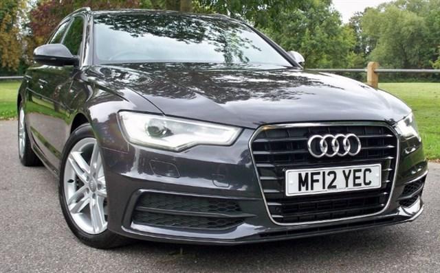 used Audi A6 Avant Tdi S-Line [177] (NEW MODEL !! SAT NAV+ !!) in chertsey-surrey