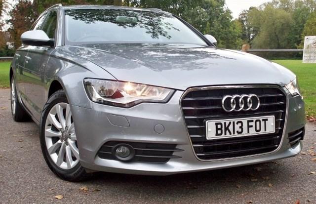 used Audi A6 Avant Tdi SE [177] (JUST 16000 MILES !!) in chertsey-surrey