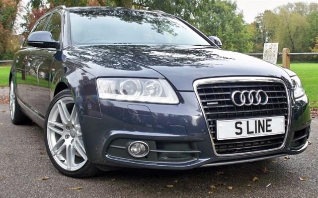 used Audi A6 Avant Tdi Quattro S-Line Special Edition [240] (35000 MILES !!) in chertsey-surrey