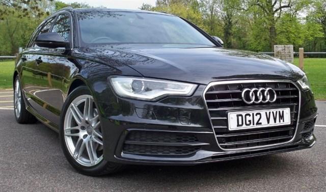 """used Audi A6 Avant Tdi S-Line [177] (SAT NAV+ !! 19"""" ALLOYS !!) in chertsey-surrey"""