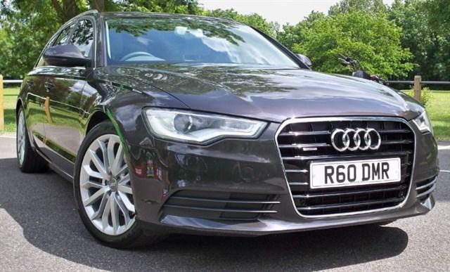 used Audi A6 Avant Tdi Quattro SE [245] (HUGE SPEC !! READ THIS AD !!) in chertsey-surrey