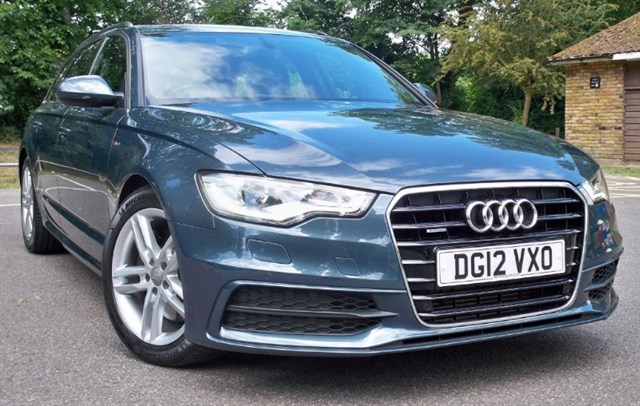 used Audi A6 Avant Tdi Quattro S-Line [245] (OUTSTANDING EXAMPLE !!) in chertsey-surrey