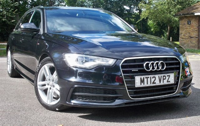 used Audi A6 Avant Tdi Quattro S-Line [245] (BEST YOU WILL SEE !!) in chertsey-surrey