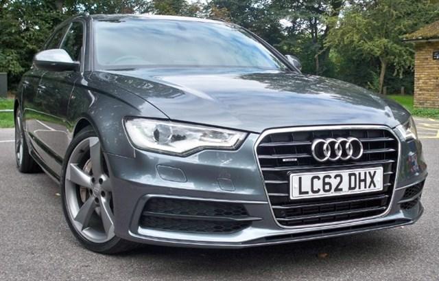 "used Audi A6 Avant Tdi Quattro S-Line BiTdi [313] (PAN ROOF !! 20"" ALLOYS !!) in chertsey-surrey"