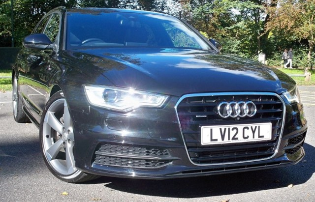used Audi A6 Avant Tdi Quattro S-Line [245] (MASSIVE SPECIFICATION !!) in chertsey-surrey