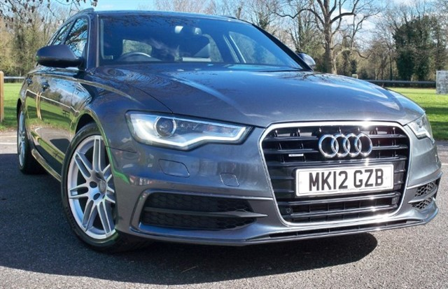 "used Audi A6 Avant Tdi Quattro S Line [245] (TECH PACK !! 19"" ALLOYS !!) in chertsey-surrey"