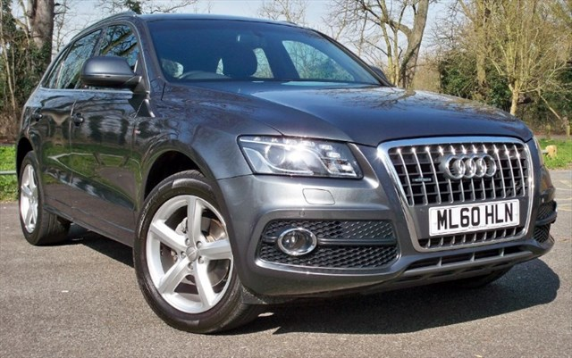 used Audi Q5 Tdi Quattro S-Line [170] (GREAT SPEC !! SAT NAV+ !!) in chertsey-surrey