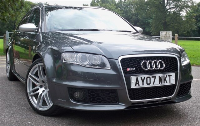 used Audi RS4 Avant RS4 Quattro [420] (READ THIS AD !!) in chertsey-surrey