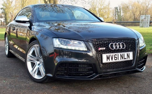 used Audi RS5 RS5 FSi Quattro [444] (HUGE SPEC !! PAN ROOF !!) in chertsey-surrey