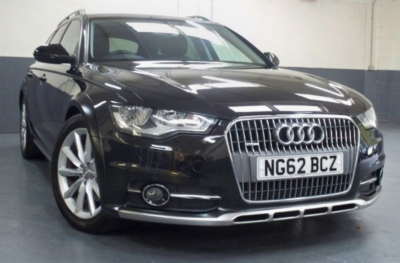used Audi A6 allroad Tdi Quattro [245] (GREAT CAR !! GREAT SPEC !!) in chertsey-surrey