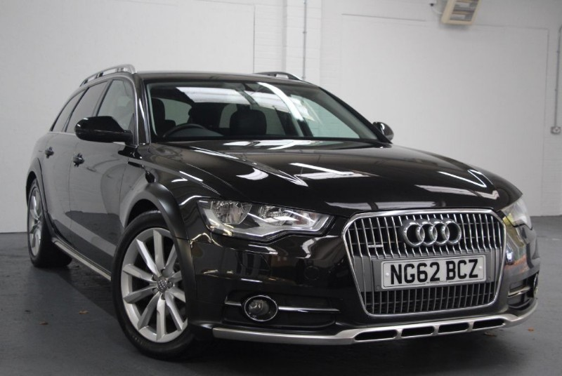 used Audi A6 allroad Tdi Quattro [245] (GREAT CAR !! GREAT SPEC !!) in chertsey-surrey