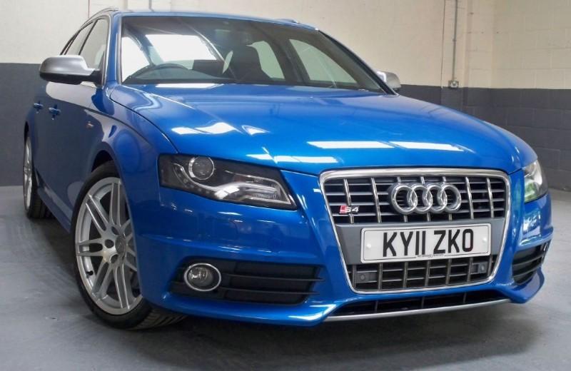 used Audi S4 Avant T FSi Quattro [333] (HUGE SPEC ! SUPERB CAR !) in chertsey-surrey