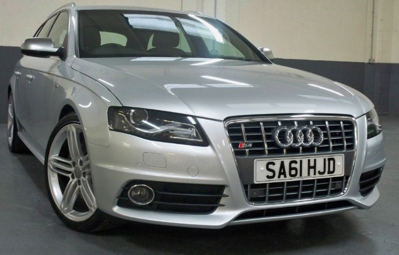 used Audi S4 Avant T FSi Quattro [333] (GREAT SPEC !! LOW MILEAGE !!) in chertsey-surrey