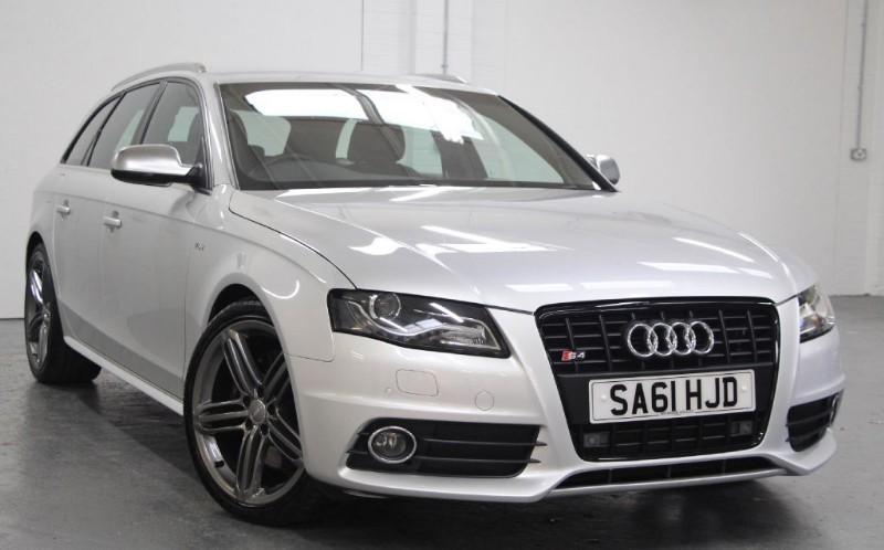 used Audi S4 Avant T FSi Quattro [333] (GREAT SPEC !! LOW MILEAGE !!) in chertsey-surrey