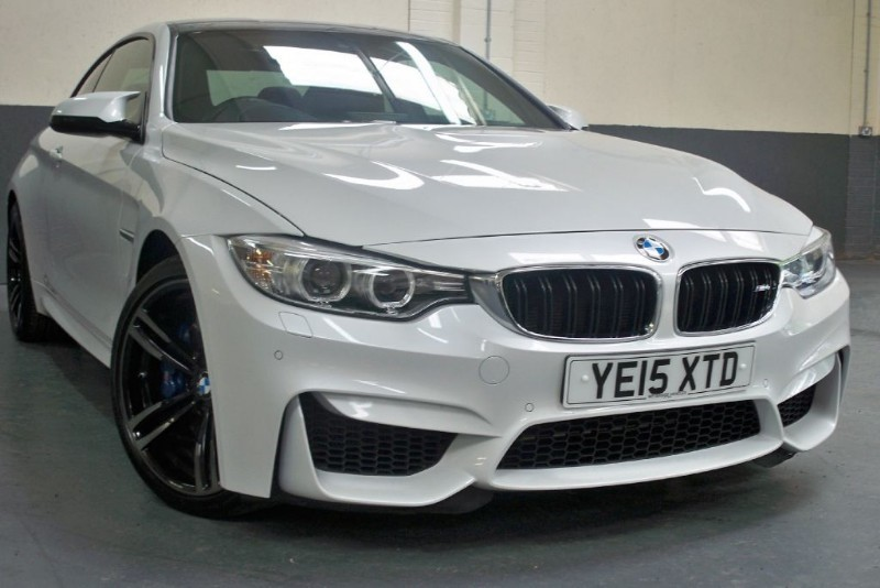 used BMW M4 DCT [425] (MASSIVE SPEC !! BEST YOU WILL SEE !!) in chertsey-surrey