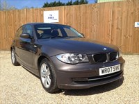 Used BMW 118i SE 5dr START/STOP-FULL SERVICE HISTORY