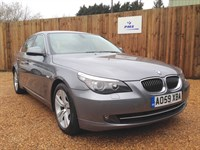 Used BMW 525d SE AUTO NAVIGATION-BLUETOOTH-USB-ONE OWNER