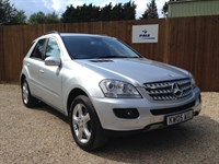Used Mercedes ML320 CDI SPORT AUTO LEATHER-HIGH SPEC