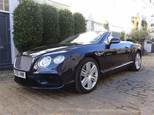 used Bentley Continental GTC V8 in london