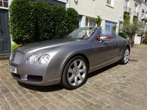 used Bentley Continental GTC Convertible in london