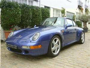 used Porsche 911 Carrera 2S Tiptronic S Widebody in london