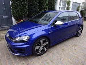 used VW Golf R in london