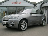 Used BMW X5 3.0sd M Sport 5dr Auto +LOW MILEAGE 1 OWNER+