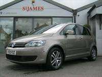 Used VW Golf Plus TDI 105 SE 5dr +PAY UNDER £100 PER MONTH+
