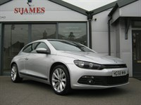 Used VW Scirocco TSI GT DSG 3dr