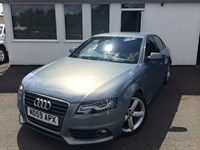 used Audi A4 TDI S LINE 170 DPF in cheshire