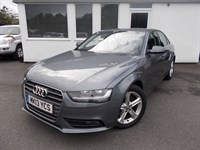 used Audi A4 TDI QUATTRO 170 bhp SE TECHNIK S/S *Leather+Nav* in cheshire