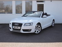 used Audi A5 TDI SE 170 BHP *Black Leather* in cheshire