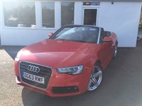 used Audi A5 TFSI S LINE SPECIAL EDITION in cheshire